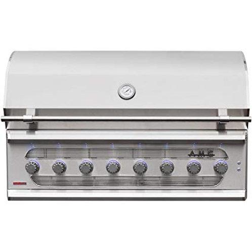 multi-fuel grill