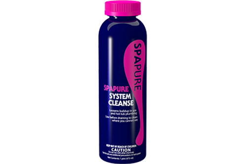 Spa Pure System Cleanse