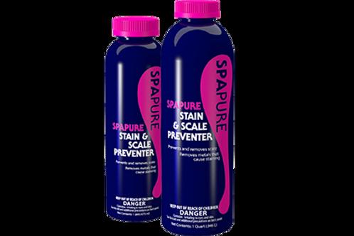 Spa Pure Stain & Scale Preventer