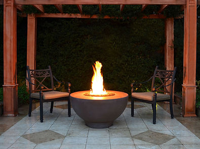 High Quality Stand Alone Fire Pit