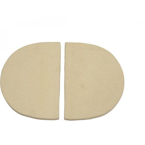 heat deflector plate