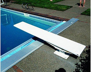 cantilever diving board