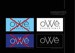manual identidad de marca owe9