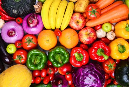 Desinfecta los Alimentos