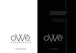 manual identidad de marca owe8