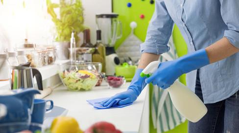 Desinfecta el Hogar