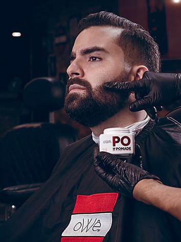 Lo puedes usar en el cabello y barba