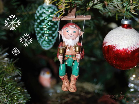 Christmas Tree Puppet