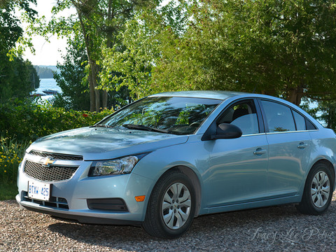 Our 2012 Chevy Cruze