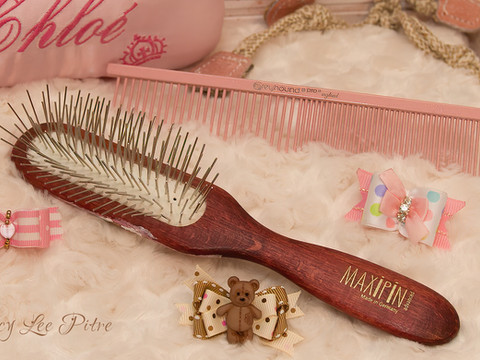 Maxipin Rectangular Brush