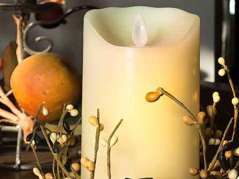 Reallite Candle