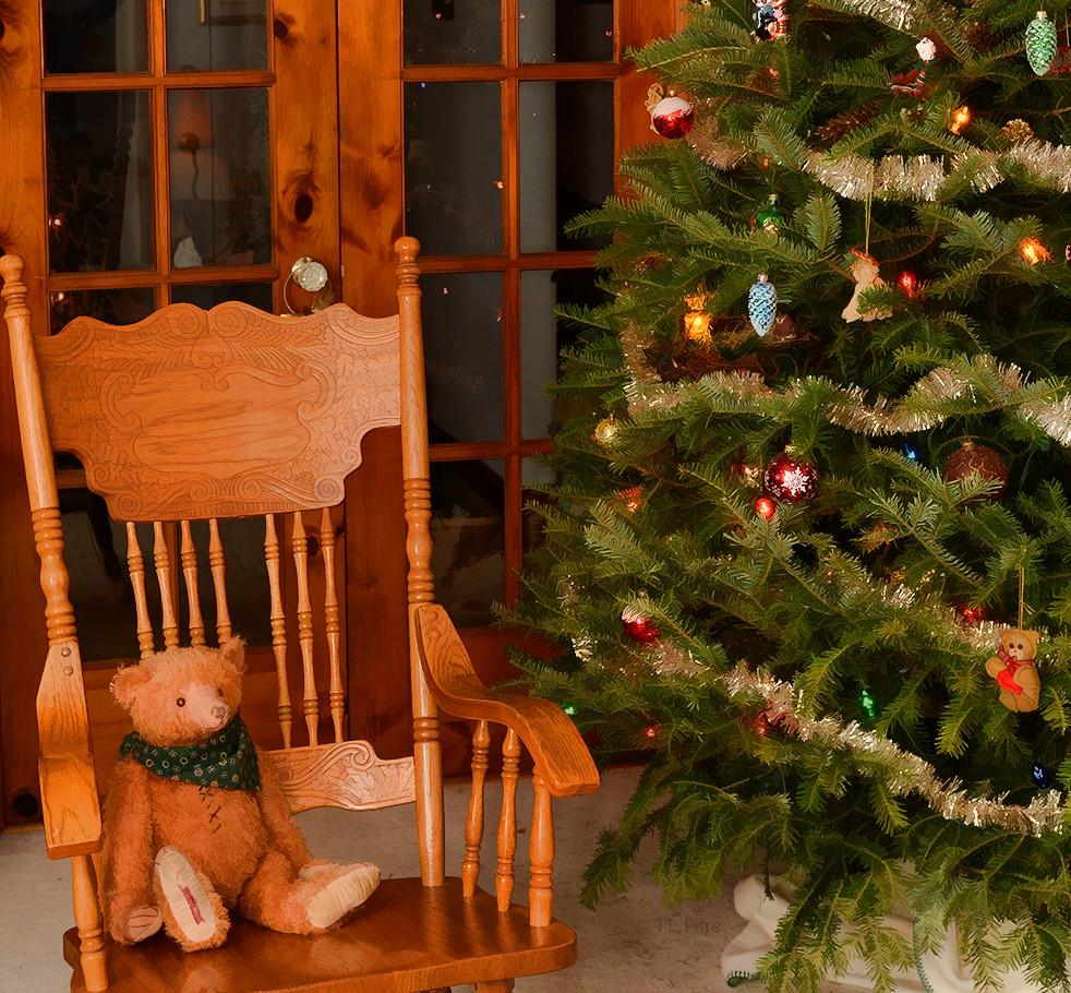 Tracy's Christmas Tree