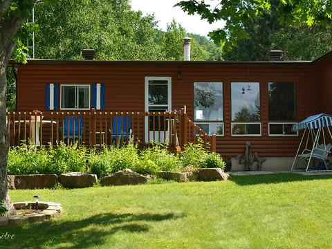My Parents' Cottage