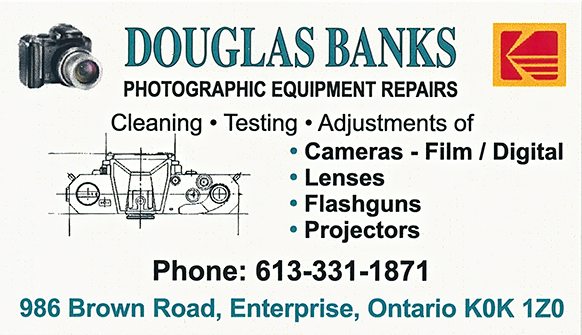 Douglas Banks Repairs