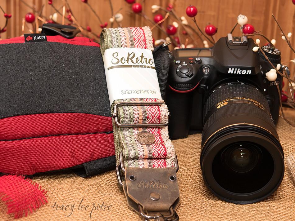 My SoRetro Camera Strap