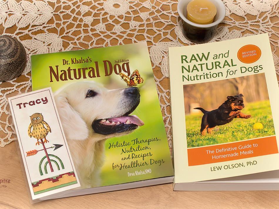 Dr. Khalsa's Natural Dog