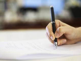 私署証書の認証(私署認証)の方法と手数料