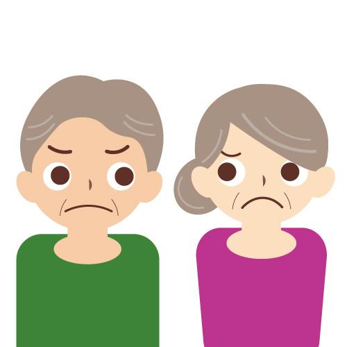 熟年離婚 増加