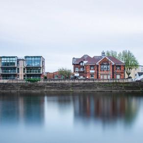 Trent Bridge Quays Nottingham