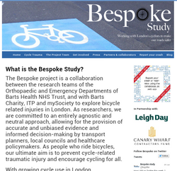 Bespoke Cycle Study