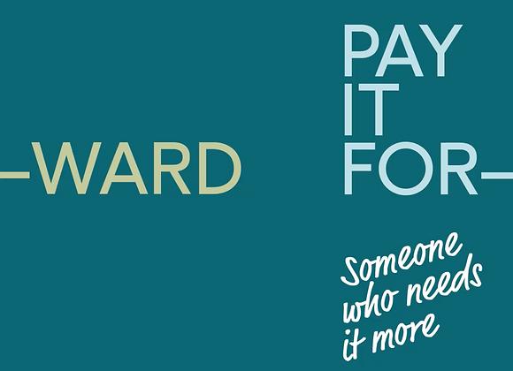Pay it Forward Community Meal Scheme