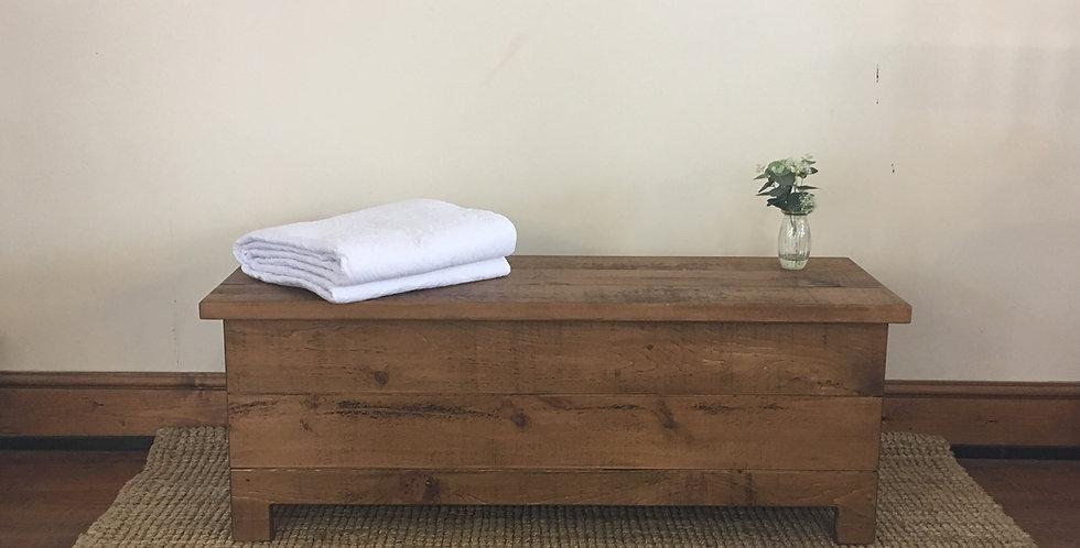 Plank Blanket Box (3ft)