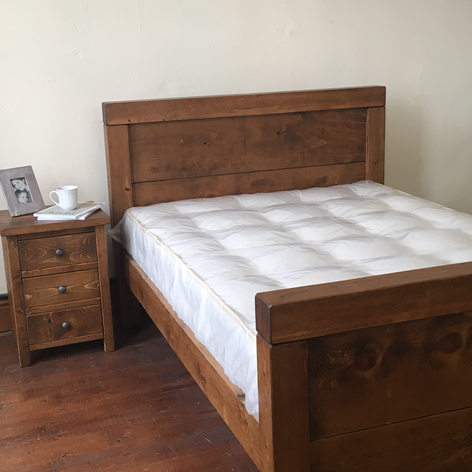Plank Butchers Bed