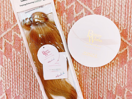 What's in stock from Beauty Works Extensions at Sophie Amelia Hair