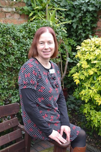 Volunteer Story: Maria Hewitt