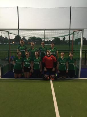 Ladies 2s lead Lindum Summer League