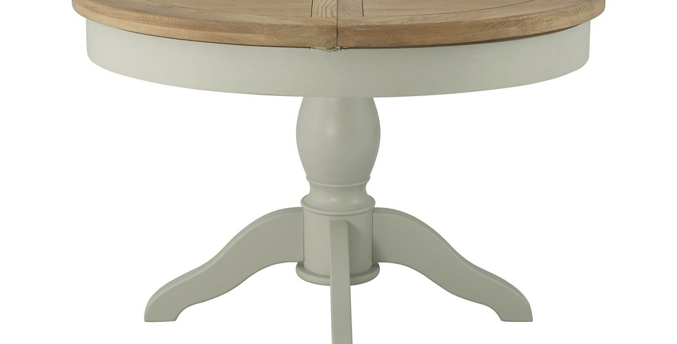 Portland Round Extending Table