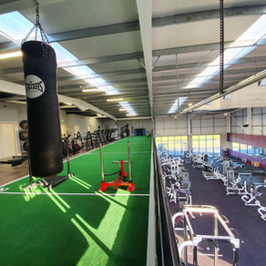 Full Electrical Site works from VIS Electrical for Code Fitness Gym Newark