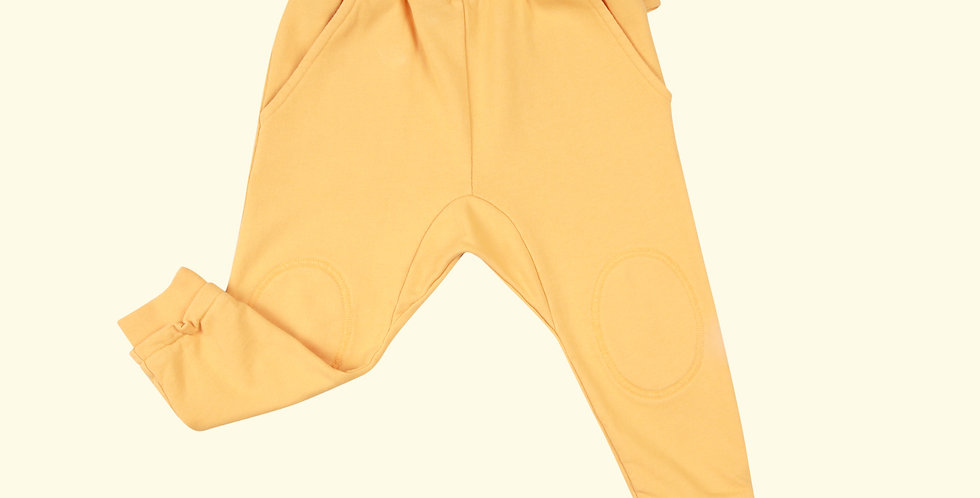 The Jogger Origami Yellow
