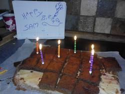OTE Chocolate beetroot Brownies