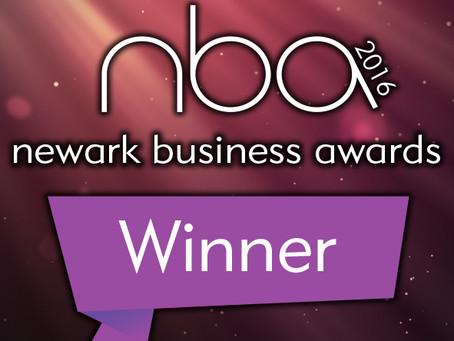Newark Business Award Winners 2016