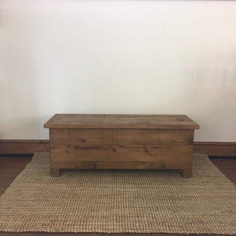 Plank Blanket Box