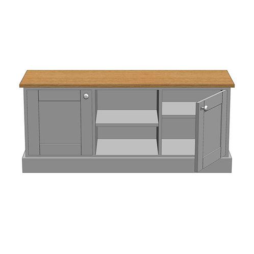 Dovedale Oak TV Cabinet