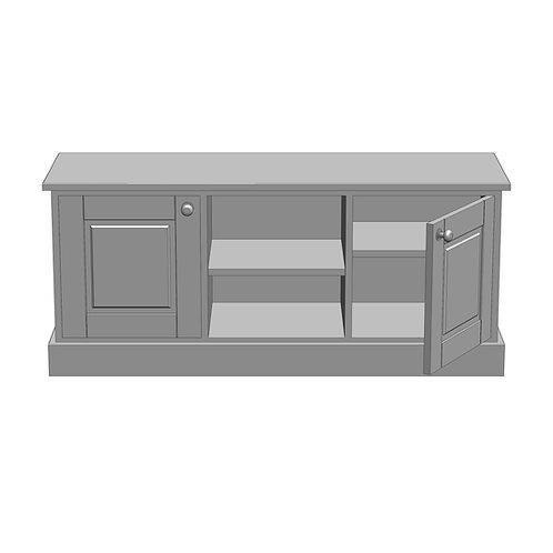 Fernwood Painted TV Cabinet