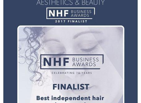 NHF Business Awards 2017 Finalist