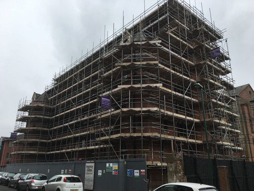 How Choosing The Right Commercial Scaffolding Company Will Boost Your Construction Project