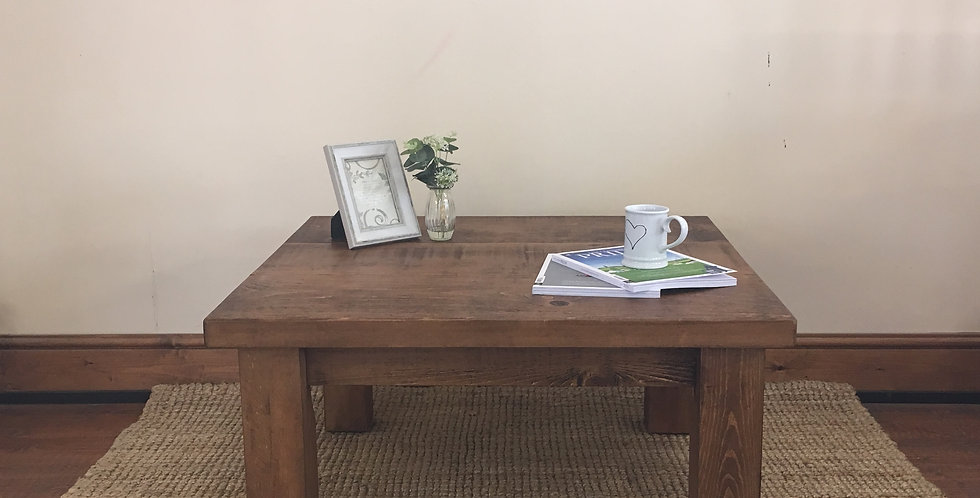 2ft x 2ft Coffee Table