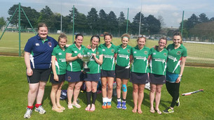 Ladies 'Team Picnic' take home the trophy at tournament