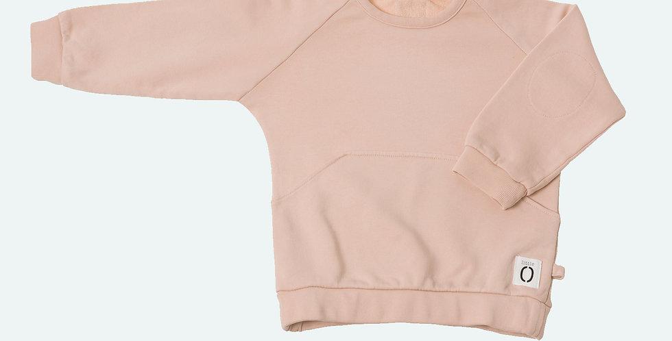 The Sweater Dusty Tan