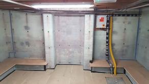Kibworth, Harcourt - Existing Basement Conversion