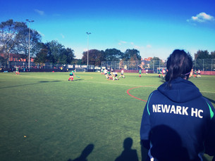 Match Report: a great weekend of hockey for the club
