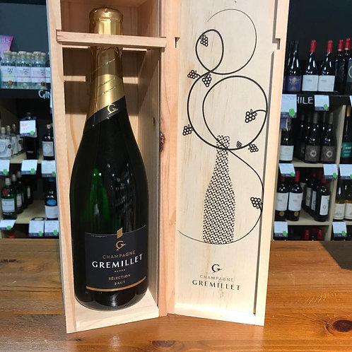 Gremillet Brut Seleccion Brut NV Champagne