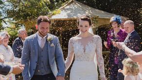 Emilie & Kieran's Intimate Summer Wedding at Upwey House