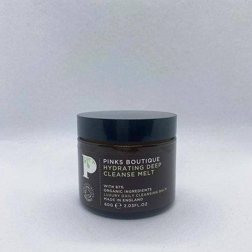 Pinks Boutique Hydrating Deep Cleanse Melt