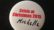 My Crisis at Christmas Volunteering Experience