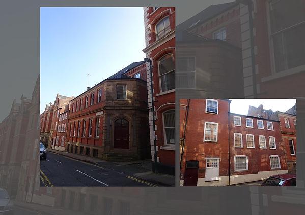 Nick Hutchings Architect Ltd. Newark